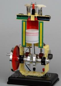 дизельный двигатель наглядное пособие