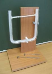 трубка для демонстрации конвекции в ж оборудование по физике для школ