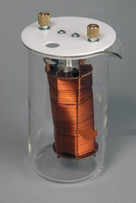 pribor dly demonstracii soprotivleniy provodnika ot temperaturi
